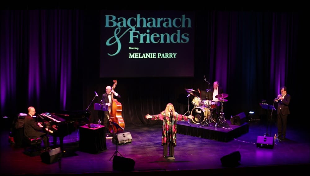 Bacharach & Friends Starring Melanie Parry