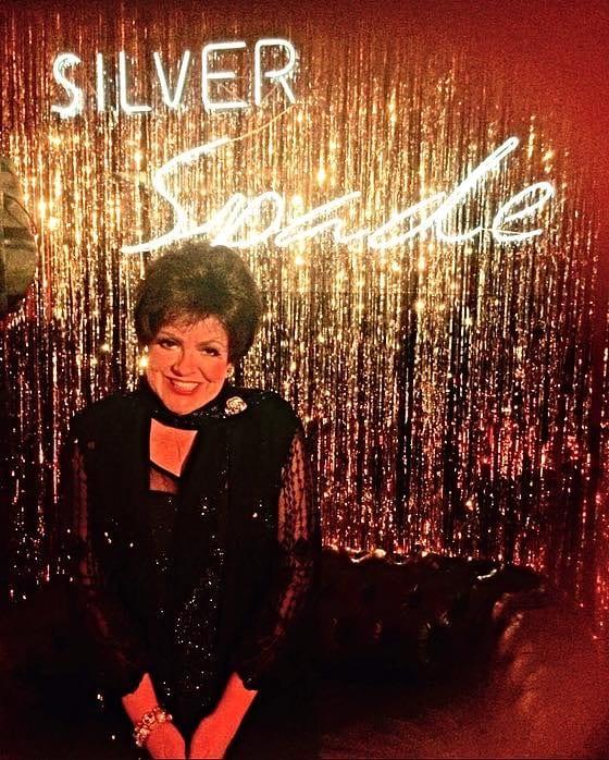 Melanie Parry Silver Spade