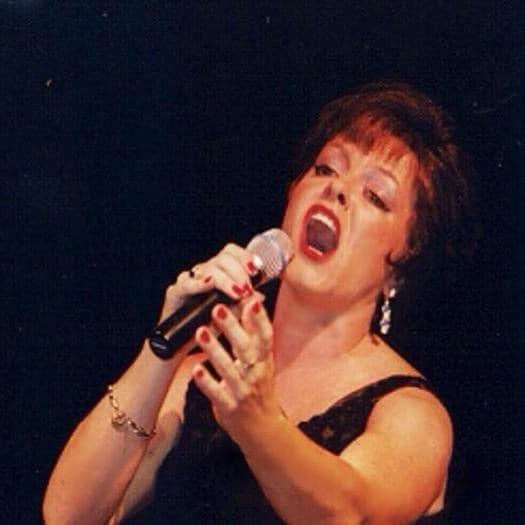 Melanie Parry sings Judy