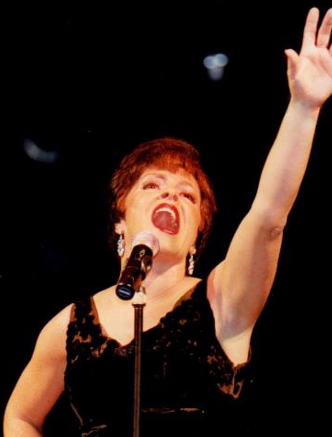 Melanie Parry Judy Garland Show