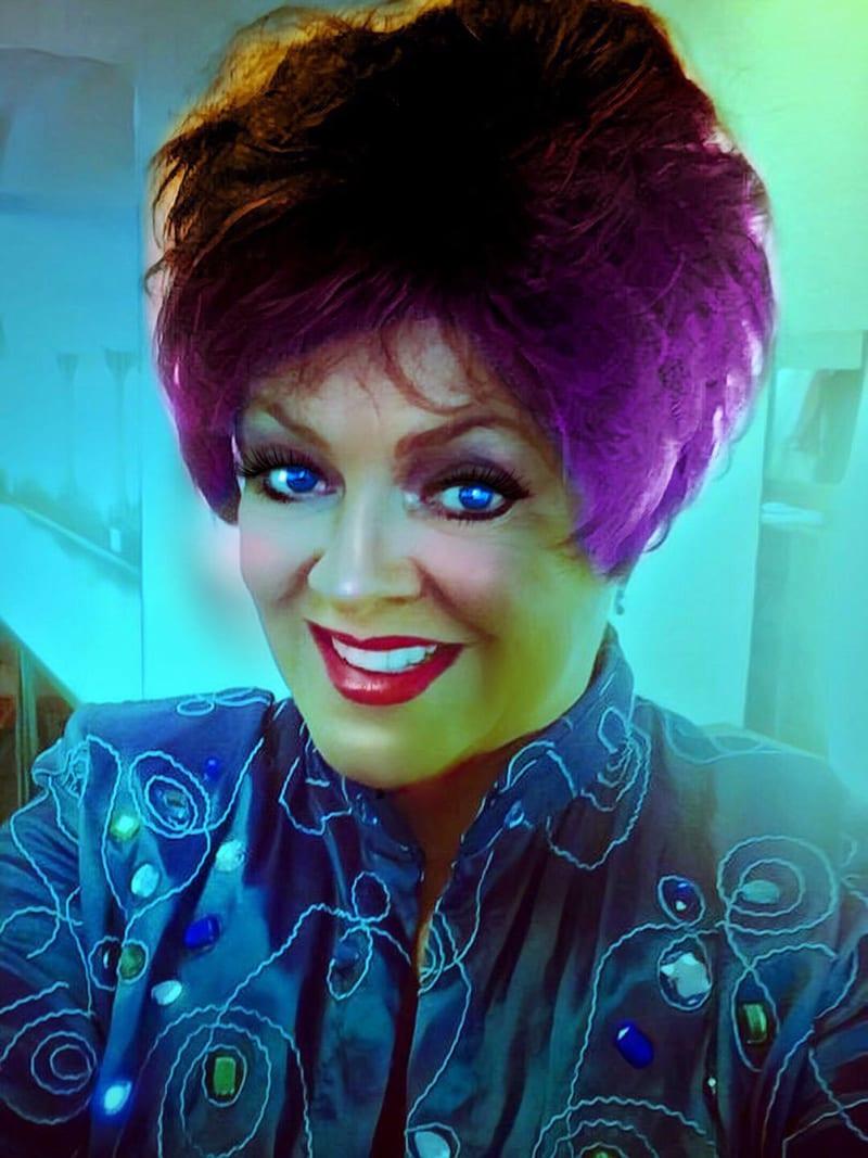 Melanie Parry Judy Show