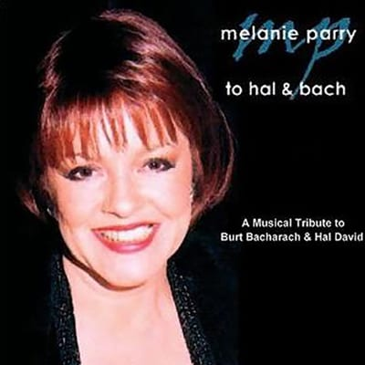 Melanie Parry Sings To Hal and Bach CD
